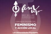 FEM UP CÁCERES RED DE UNIVERSIDADES POPULARES POR LA ACCIÓN FEMINISTA EN LA PROVINCIA DE CÁCERES