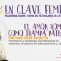 El amor romántico como trampa patriarcal - Carmen Ruiz Repullo